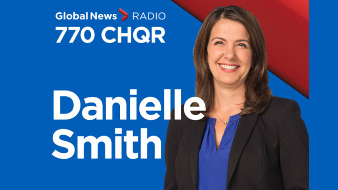 Danielle Smith: Police members suffering bullying and harassment